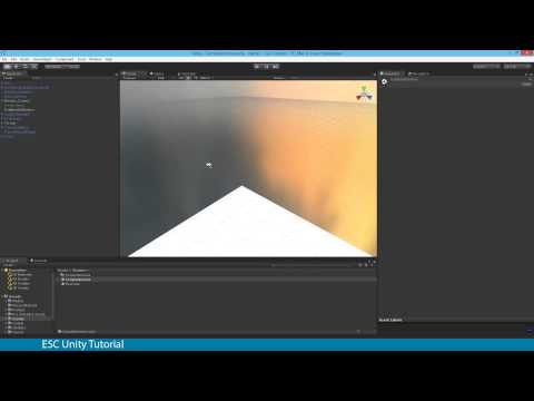 ESC Unity Tutorial -  Racing Game 01 - Preparation