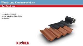 Easy-Form® plus Kamin- und Wandanschluss - mit Verstärkungsgitter