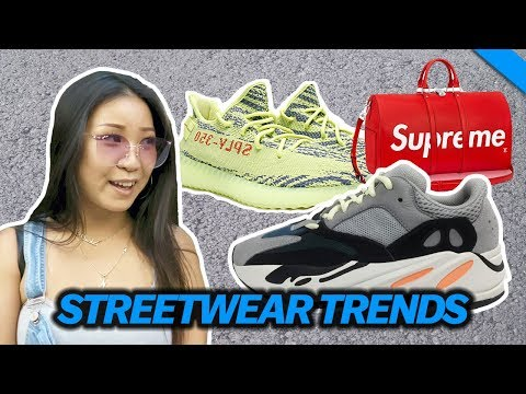 UPCOMING STREETWEAR TRENDS OF 2018! ARE YEEZYS OUT OF STYLE?