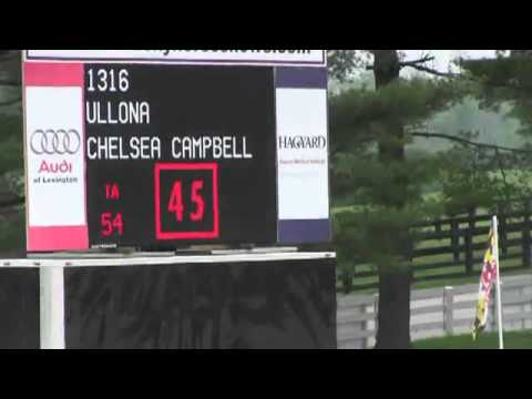 Video of ULLONA ridden by CHELSEA CAMPBELL from ShowNet!