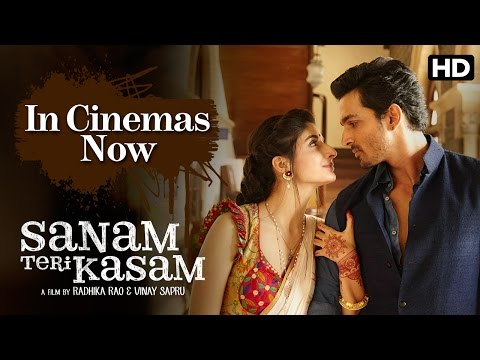 This Weekend! Watch 'Sanam Teri Kasam' At A Theatre Near You!