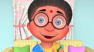 सुपर नानी   Super Nani   Hindi Rhymes For Childrens   Nursery Rhymes in Hindi   Hindi Kids Songs