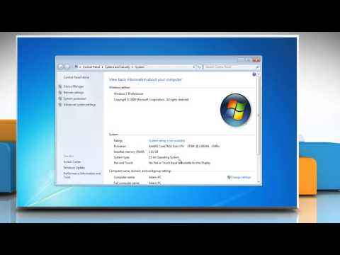 How to delete AVG® PC TuneUp when it is not in the program list in Windows® 7