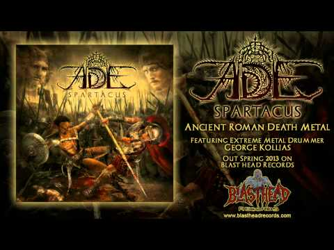 Ade - Betrayer From Thrace