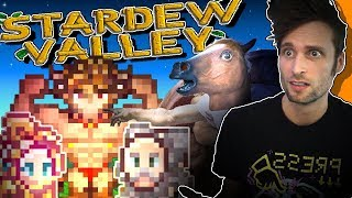 Stardew Valley MODS & CHEATS! - Degenerate Edition™ - SpaceHamster