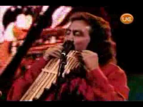 illapu baila caporal en vi ña 2006
