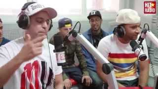 MASTA FLOW & LOTFI DOUBLE KANON - NUMBER ONE PART2 LIVE M3A MOMO
