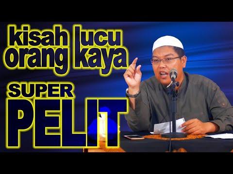 Kisah Lucu Orang Kaya Super Pelit. Tanya Jawab DR Firanda Andirja MA