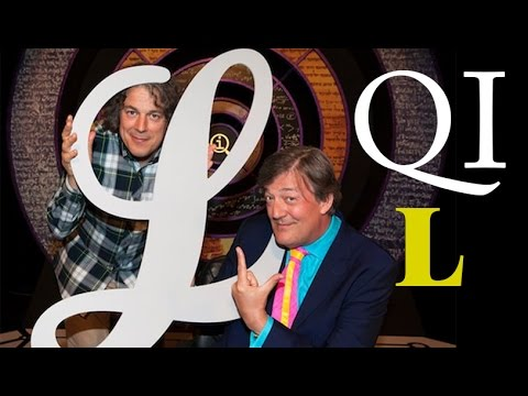 QI XL - Series L Episode 3: