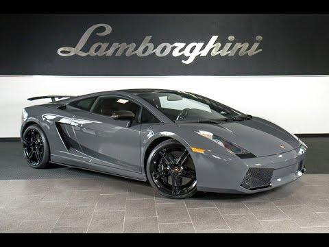 2008 Lamborghini Gallardo Superleggera Grigio Telesto