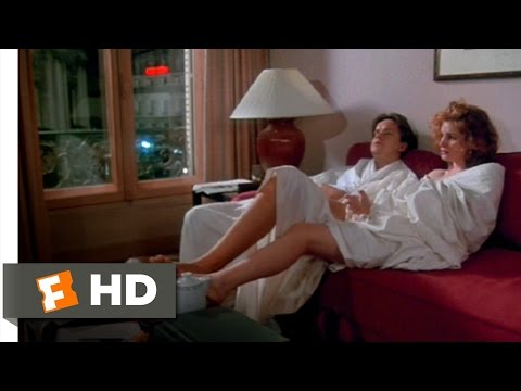 Ready To Wear (7 10) Movie Clip - Two Americans In A Hotel Room (1994) Hd video
