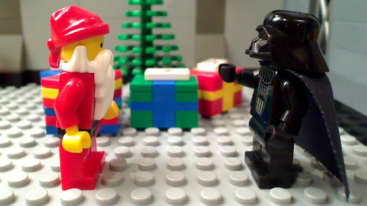 Lego Star Wars Christmas Special 2010 YouTube