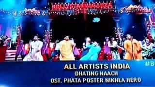 download lagu Dhating Naach  Versi Faizal Khan - Shakti Arora gratis