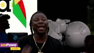 emPawa Live Stonebwoy (Ghana) at Ghana Party in the Park