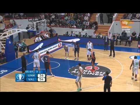 Valencia Basket Unics Kazan Final Vuelta Audio JC Villena Gestiona Radio Valencia