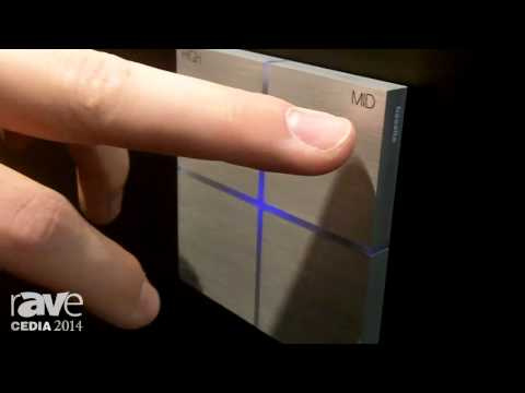 CEDIA 2014: Basalte Shows Off Its Nicely Designed Touch-Sensitive Switches for Home Automation