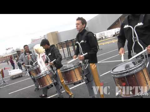 "Chino Hills High School:  Vic Firth WGI 2013 ""In The Lot"" Video #1"