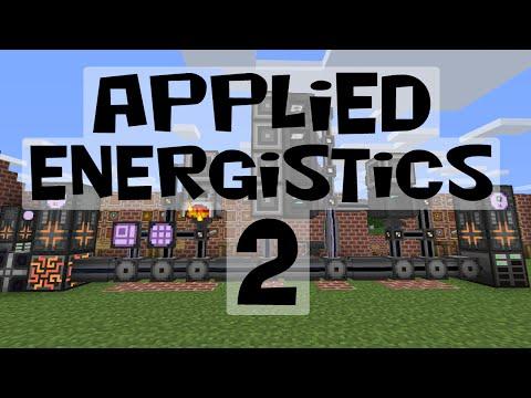 Applied Energistics 2 Tutorial #11 - Auto-Crafting Processors