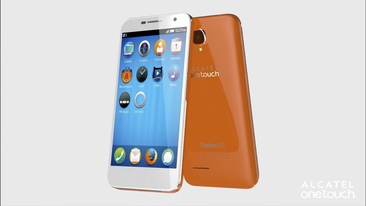 PROMOTED: The ALCATEL ONETOUCH and Mozilla Firefox ...