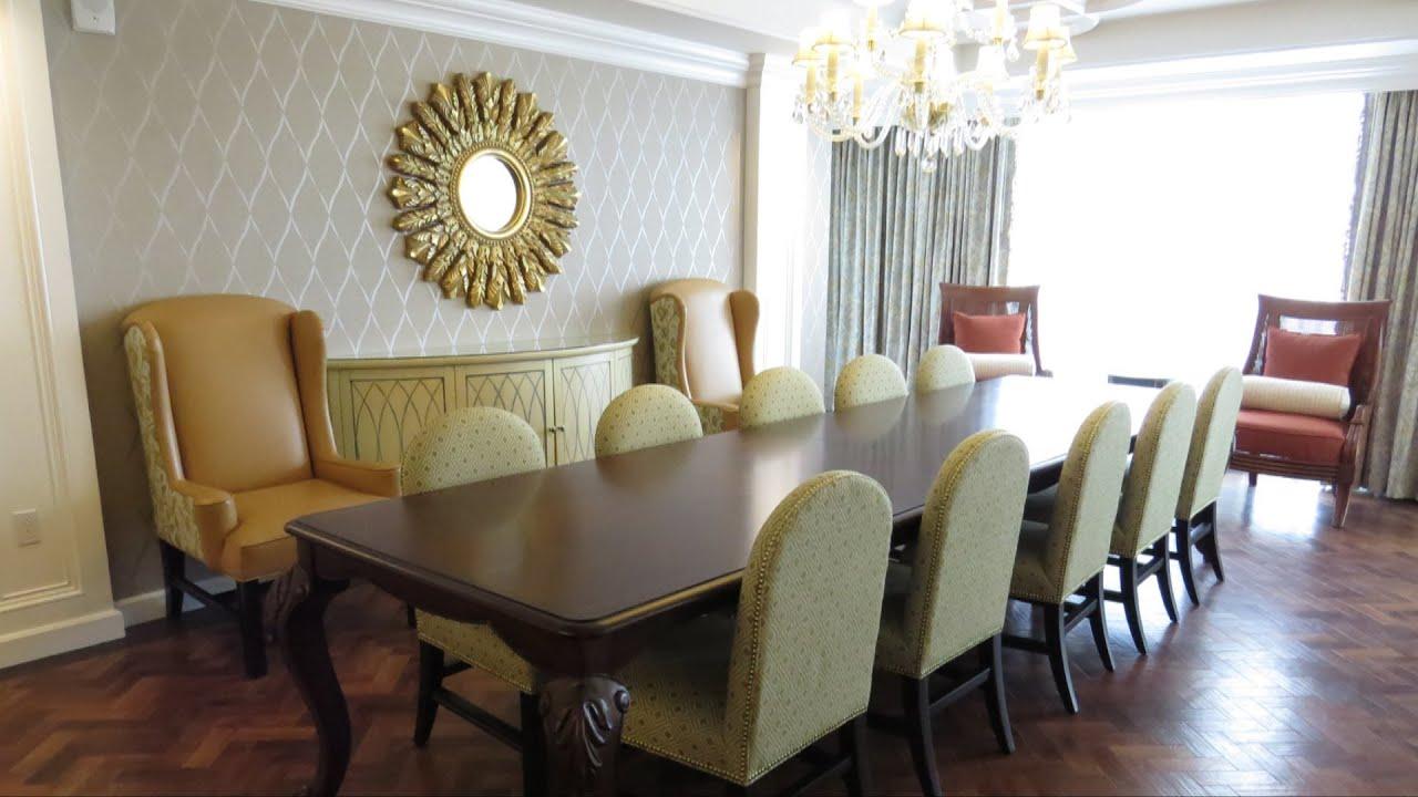 Grand Villa Detailed Tour At The Villas At Disney S Grand