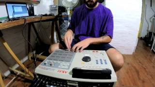 DJRC: MPC2000XL Beat (Anda ya)