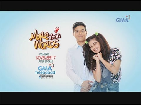 More Than Words: A story of love, discovery, and dreams