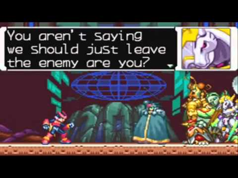 Saga Mega Man Zero