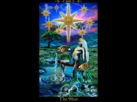 AQUARIUS `WATER BEARER * JUNE 2016 *Clairvoyant Alchemy* #17 The STAR, Good Fortune, Dream BIG