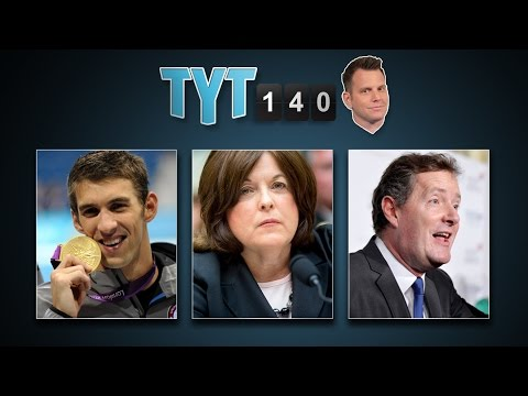 UK Into Iraq, Phelps DUI, White House Intruder & NFL Blackouts | TYT140 (September 30, 2014)