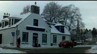 Braemar SCOTLAND   USUALLY the coldest  in United Kingdom