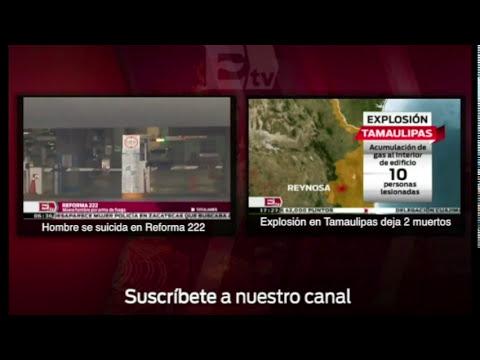 Marina rescata a 35 secuestrados en Guerrero / Titulares Vianey Esquinca