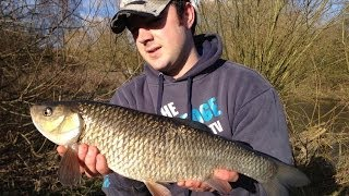 Ledgering For Chub On Norfolks River Wensum