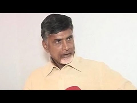If KCR tries to arrest me, his government will fall: Chandrababu Naidu to NDTV