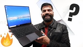 Huawei MateBook X Pro - The Bezel Less Laptop?