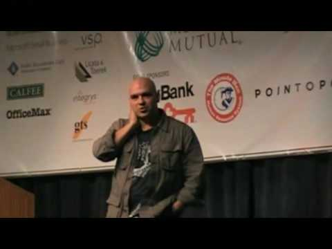 Iron Chef Michael Symon tells the keys to his success