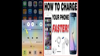 HOW TO DOUBLE YOUR ANDROID BATTERY CHARGING SPEED...ANDROID 2019
