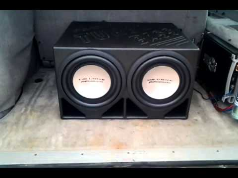 Amplificador db Drive Platinum db Drive Platinum Test