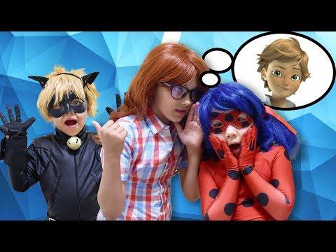 ВСЯ ПРАВДА о ЛЕДИБАГ и СУПЕР КОТЕ! Алья РАСКРЫВАЕТ все ТАЙНЫ! Ladybug Theme Song Music Video