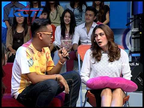 Luna Maya Gatal - Gatal Hidungnya - Dahsyat 30 April 2014 video