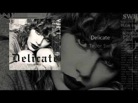 Delicate Acoustic version Spotify singles
