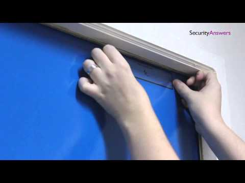 How to install Electro Magnetic Door Lock