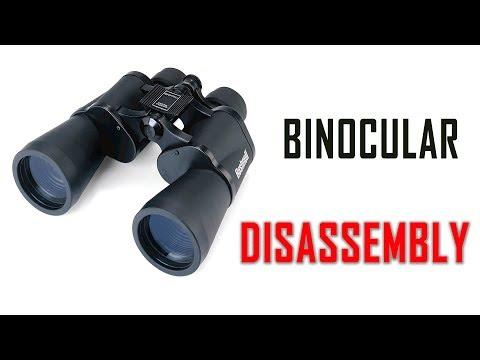 Binocular Disassembly Tutorial