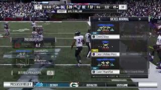 Season 15 - Preseason Week 4: Baltimore Ravens vs New England Patriots