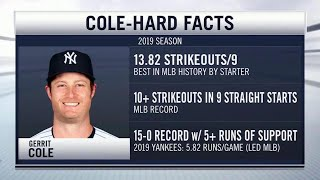 Breaking down Gerrit Cole's deal with the Yankees