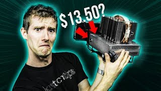 The CHEAPEST PC Case on the Market