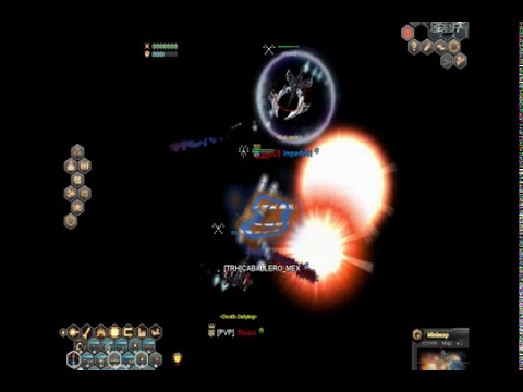 Dark Orbit Remix arena 2.0 Ultima version 2014