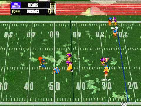 go back gallery for backyard football 2002