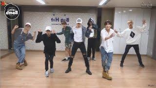 BTS (방탄소년단)   'Baepsae (Crow Tit)' (뱁새) Mirrored Dance Practice