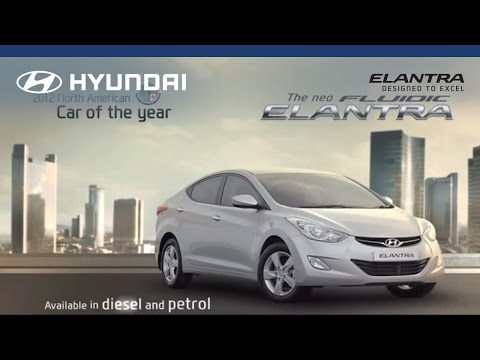 Hyundai Elantra car latest TVC
