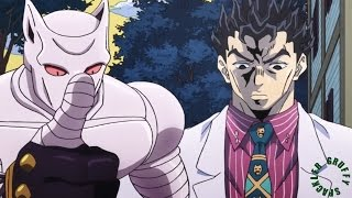 Yoshikage Kira Tries to Blow Up Stray Cat for 10 Minutes